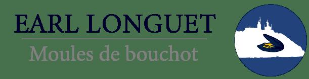 Logo de EARL LONGUET Moules de bouchot version fond transparent